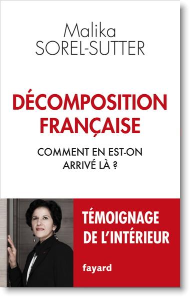 Couverture Décomposition française